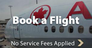 Book Air Canada