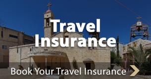 Book Travel Insurance